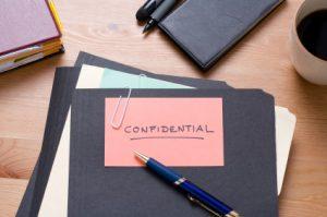 confidentialty